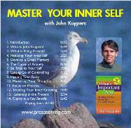Master Your Inner Self CD, by John Kuypers